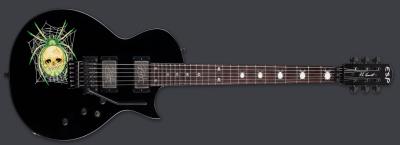 ESP reeditará este 2021 la KH-3 Custom Spider de Kirk Hammett