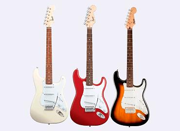 Las mejores guitarras eléctricas baratas de 2021