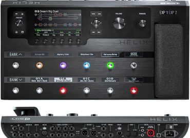 Line 6 Helix: review completa